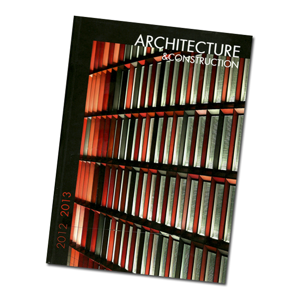 Jahrbuch ARCHITECTURE&CONSTRUCTION