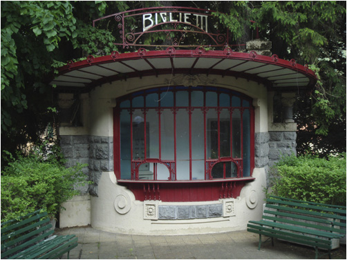 Billetpavillon