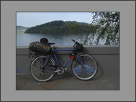Velo am Zugersee